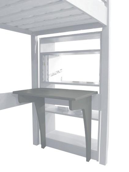 bureau couleur taupe id e inspirante pour la conception de la maison. Black Bedroom Furniture Sets. Home Design Ideas