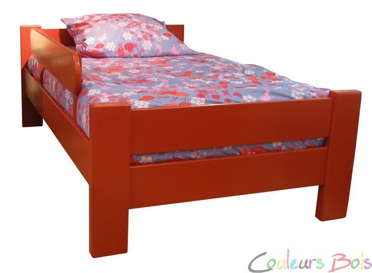 lit enfant claude en bois massif mathy by bols. Black Bedroom Furniture Sets. Home Design Ideas
