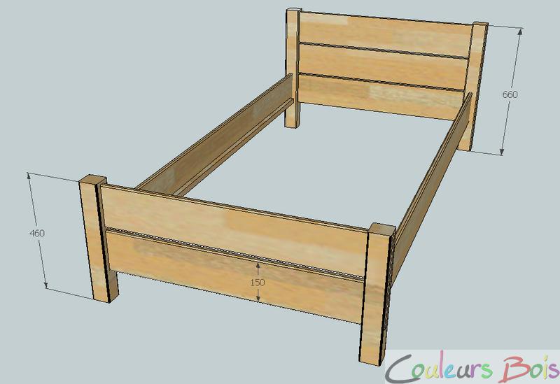 fabrication lit enfant 20170725125608. Black Bedroom Furniture Sets. Home Design Ideas