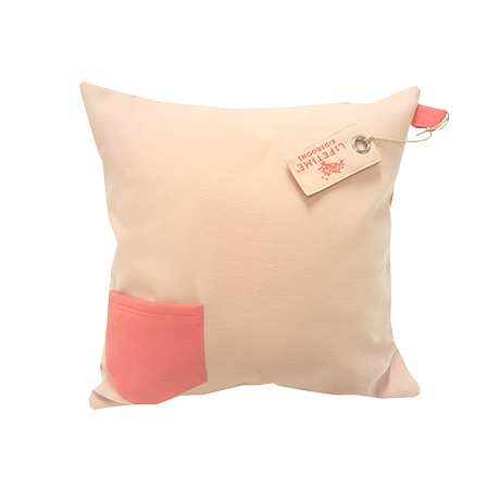 Coussin blush Rose Bonbon Lifetime