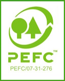 Certification PEFC Mathy by Bols
