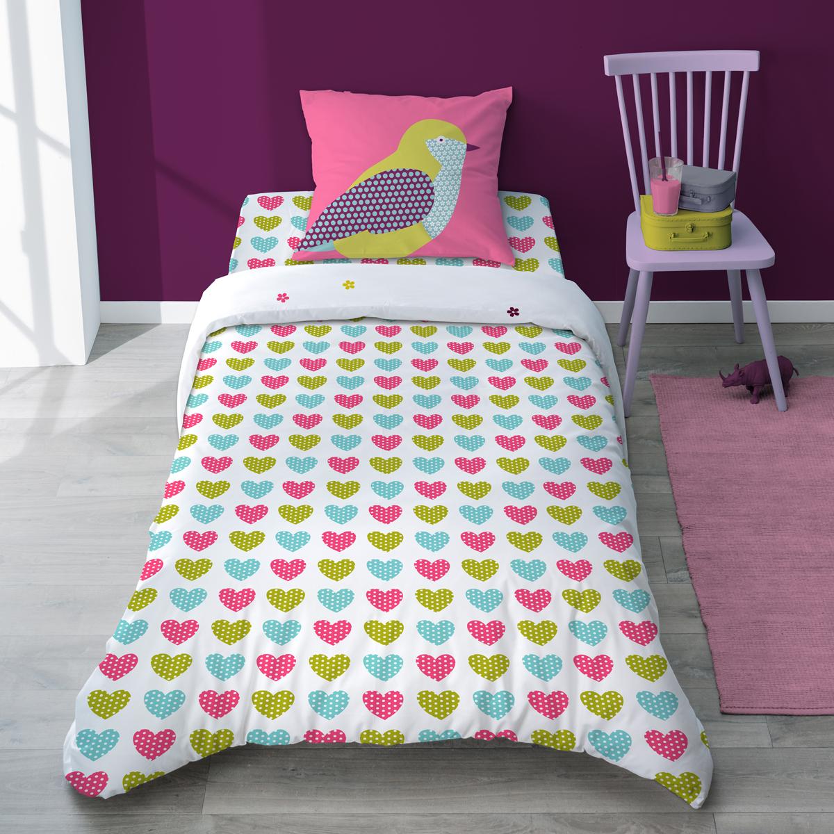 charming parure de lit enfants 12 parure de lit enfant. Black Bedroom Furniture Sets. Home Design Ideas